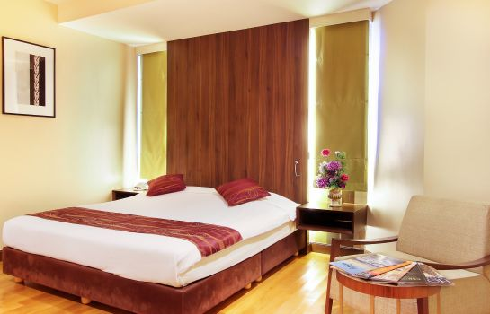 Double room (superior) D Varee Diva Bally Silom