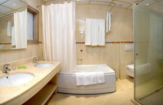 Bagno in camera Flamingo Grand Hotel & SPA