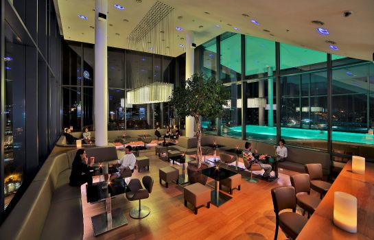 Hotel bar RADISSON BLU IVERIA TBILISI CITY CENTRE