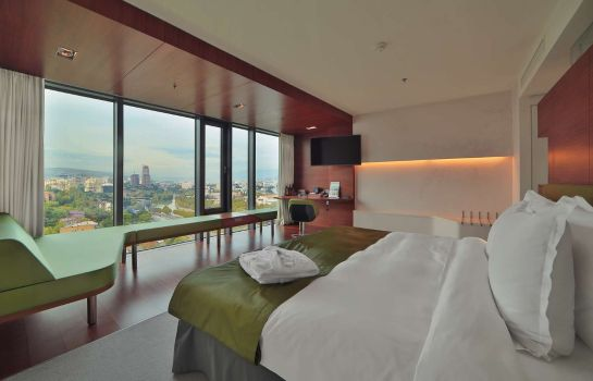 Single room (standard) RADISSON BLU IVERIA TBILISI CITY CENTRE