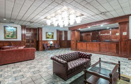 Lobby HOWARD JOHNSON BARTONSVILLE