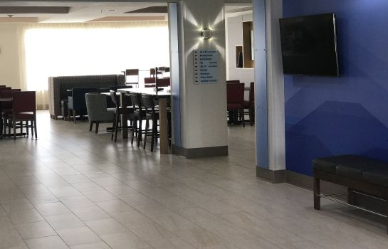 Hotelhalle Holiday Inn Express & Suites ORLANDO SOUTH-DAVENPORT