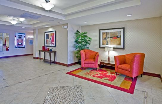 Hall Holiday Inn Express & Suites ORLANDO SOUTH-DAVENPORT