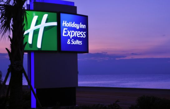Außenansicht Holiday Inn Express & Suites GALVESTON WEST-SEAWALL