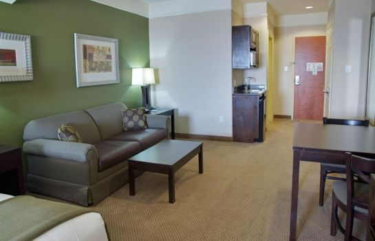 Suite Holiday Inn Express & Suites GALVESTON WEST-SEAWALL