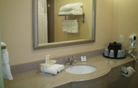 Zimmer Holiday Inn Express & Suites GALVESTON WEST-SEAWALL