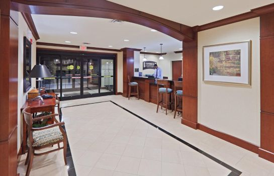 Hotelhalle Staybridge Suites OKLAHOMA CITY-QUAIL SPRINGS