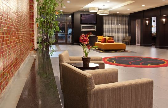 Lobby Holiday Inn COLUMBUS - HILLIARD