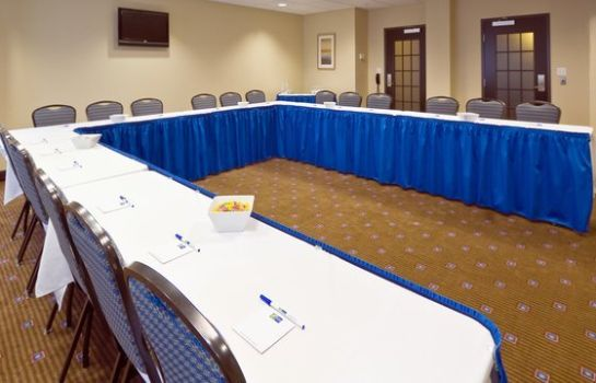 Sala de reuniones Holiday Inn Express & Suites FT MYERS EAST- THE FORUM