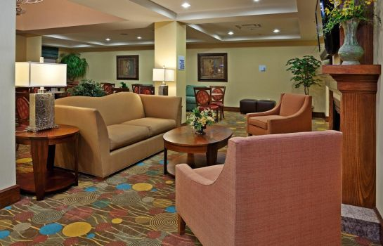 Restaurant Holiday Inn Express & Suites GREENSBORO - AIRPORT AREA