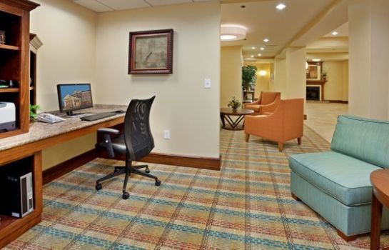 Info Holiday Inn Express & Suites GREENSBORO - AIRPORT AREA
