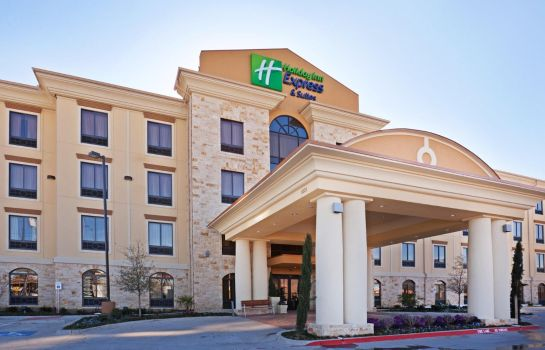 Außenansicht Holiday Inn Express & Suites DALLAS CENTRAL MARKET CENTER