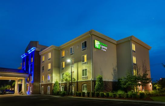 Außenansicht Holiday Inn Express & Suites SAVANNAH - MIDTOWN