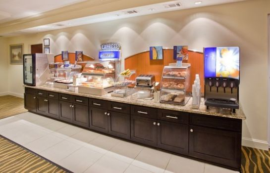 Restaurant Holiday Inn Express & Suites SAVANNAH - MIDTOWN