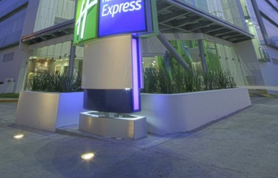 Außenansicht Holiday Inn Express GUADALAJARA EXPO