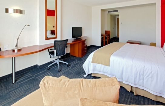Suite Holiday Inn Express GUADALAJARA EXPO