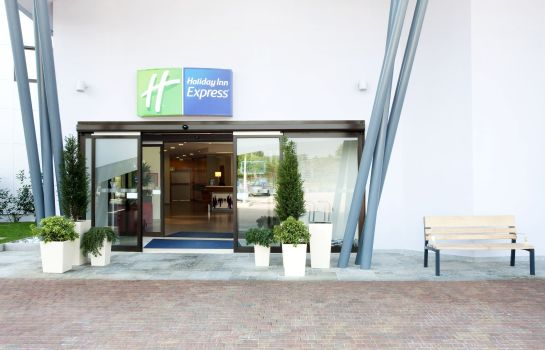 Außenansicht Holiday Inn Express MILAN - MALPENSA AIRPORT