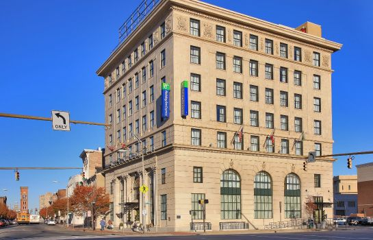 Außenansicht Holiday Inn Express BALTIMORE-DOWNTOWN