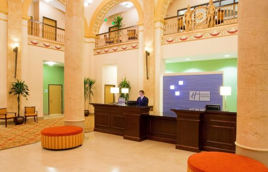 Hotelhalle Holiday Inn Express BALTIMORE-DOWNTOWN