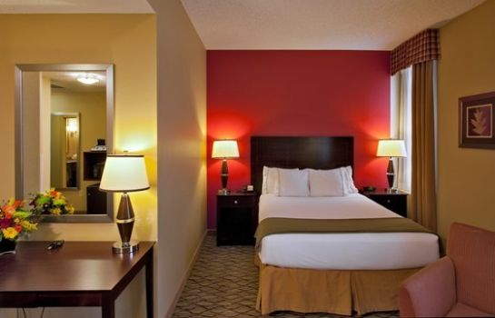 Zimmer Holiday Inn Express BALTIMORE-DOWNTOWN