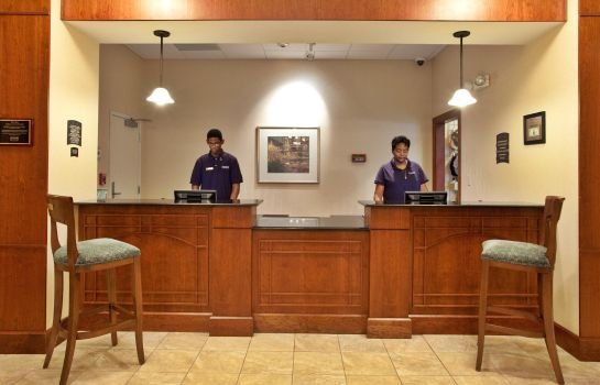 Lobby Staybridge Suites BATON ROUGE-UNIV AT SOUTHGATE