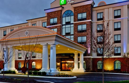 Außenansicht Holiday Inn Express & Suites NASHVILLE-OPRYLAND