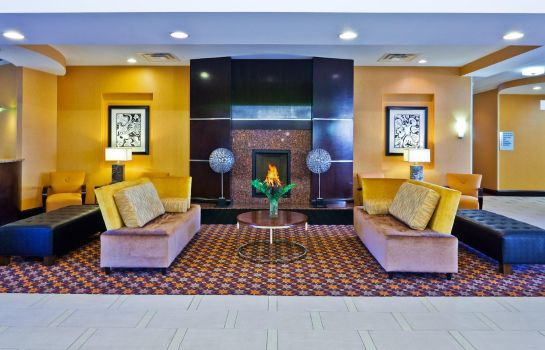 Hotelhalle Holiday Inn Express & Suites NASHVILLE-OPRYLAND