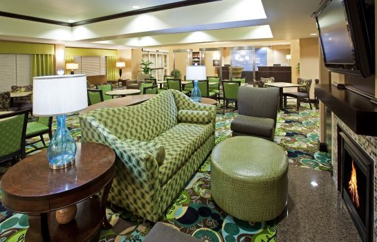 Hotelhalle Holiday Inn Express COLUMBUS - DUBLIN