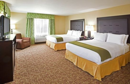 Zimmer Holiday Inn Express COLUMBUS - DUBLIN