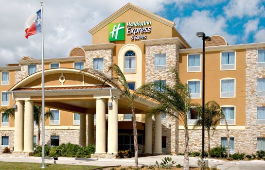 Vista exterior Holiday Inn Express & Suites CORPUS CHRISTI