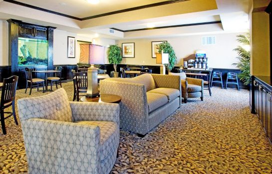 Bar del hotel Holiday Inn Express & Suites CORPUS CHRISTI