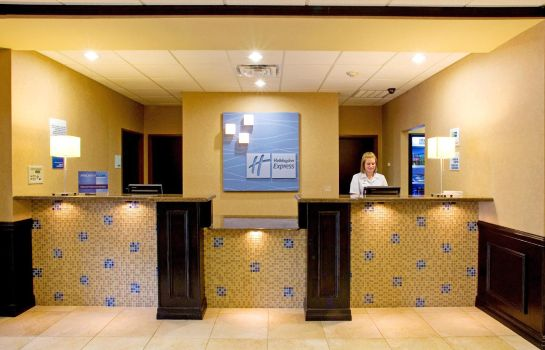 Vestíbulo del hotel Holiday Inn Express & Suites CORPUS CHRISTI