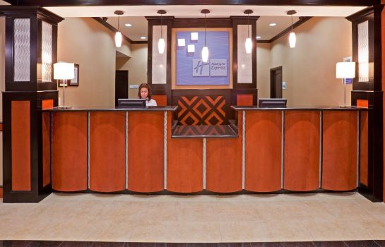 Hotelhalle Holiday Inn Express & Suites DALLAS CENTRAL MARKET CENTER
