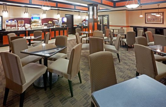 Restaurant Holiday Inn Express & Suites DALLAS CENTRAL MARKET CENTER