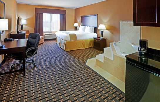Suite Holiday Inn Express & Suites DALLAS CENTRAL MARKET CENTER