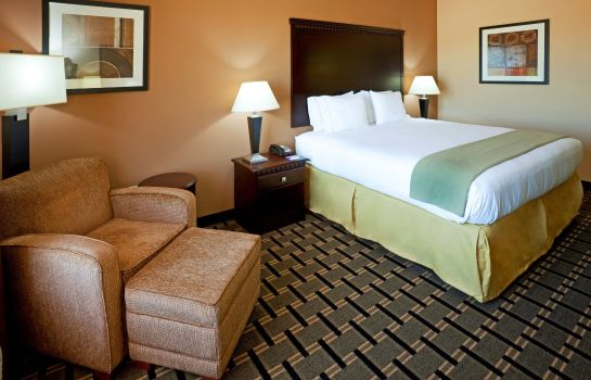 Zimmer Holiday Inn Express & Suites DALLAS CENTRAL MARKET CENTER