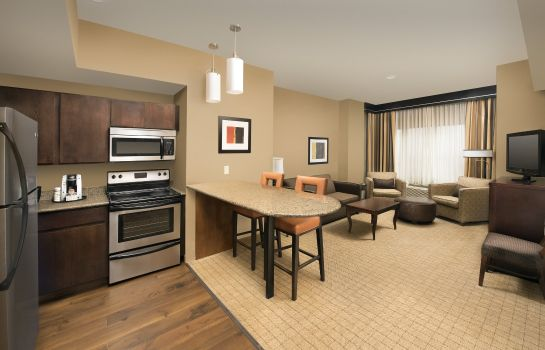 Suite DoubleTree by Hilton Denver Internation