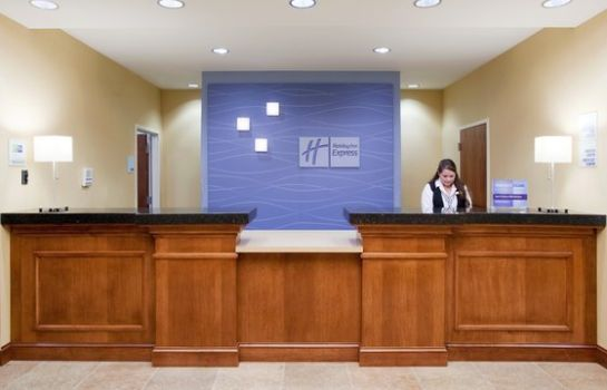 Hotelhal Holiday Inn Express & Suites DENVER AIRPORT