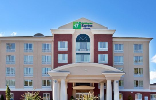 Vista exterior Holiday Inn Express & Suites SPARTANBURG-NORTH