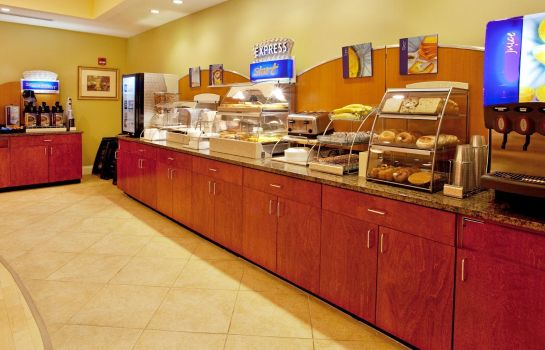 Restaurante Holiday Inn Express & Suites SPARTANBURG-NORTH