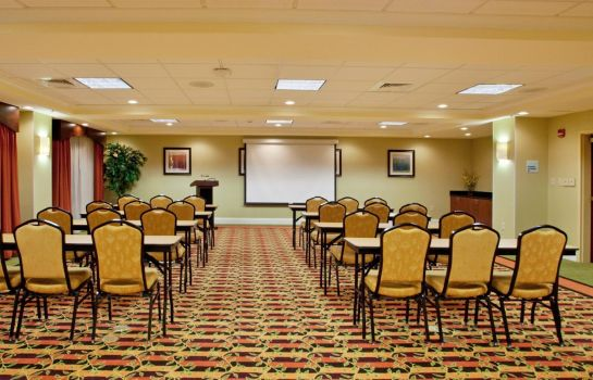 Sala de reuniones Holiday Inn Express & Suites SPARTANBURG-NORTH