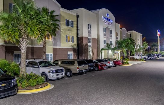 Exterior view Candlewood Suites JACKSONVILLE EAST MERRIL ROAD