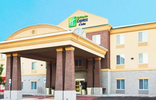 Exterior view Holiday Inn Express & Suites MINDEN