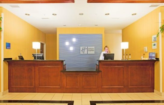 Lobby Holiday Inn Express & Suites MINDEN