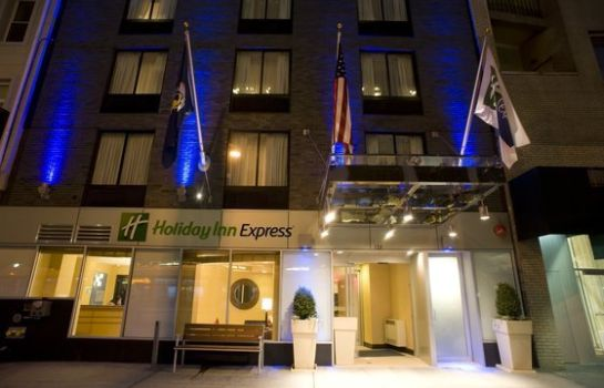 Exterior view Holiday Inn Express NEW YORK CITY-WALL STREET