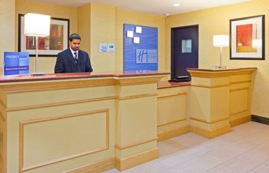 Hotelhalle Holiday Inn Express NEW YORK CITY-WALL STREET