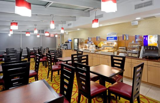 Restaurant Holiday Inn Express NEW YORK CITY-WALL STREET