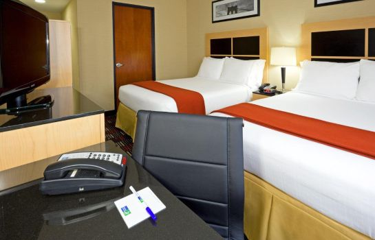 Chambre Holiday Inn Express NEW YORK CITY-WALL STREET