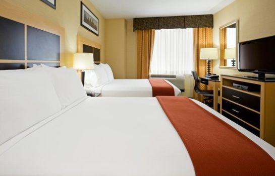Zimmer Holiday Inn Express NEW YORK CITY-WALL STREET
