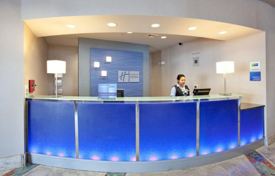 Hotelhalle Holiday Inn Express & Suites NORFOLK AIRPORT